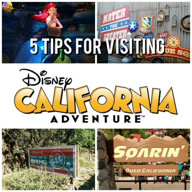 5 Tips for Visiting Disney California Adventure