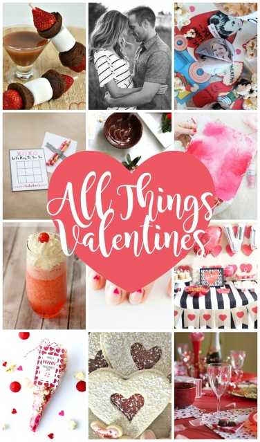 The ULTIMATE All Things Valentines Round Up