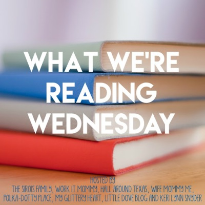 What We're Reading Wednesday: 3 Books in 3 Weeks