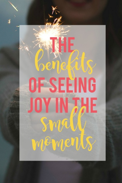 Would you believe that a journal and a phone app have helped bring so much joy to my life?  It's the small things that make the biggest difference.